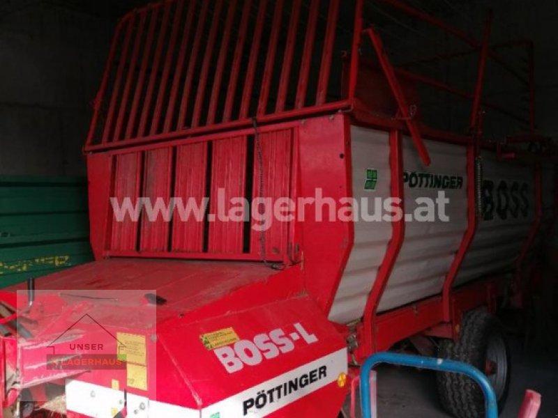 Ladewagen a típus Pöttinger BOSS L, Gebrauchtmaschine ekkor: Schlitters (Kép 1)