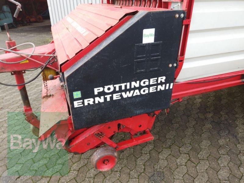 Ladewagen des Typs Pöttinger Erntewagen II, Gebrauchtmaschine in Manching (Bild 10)