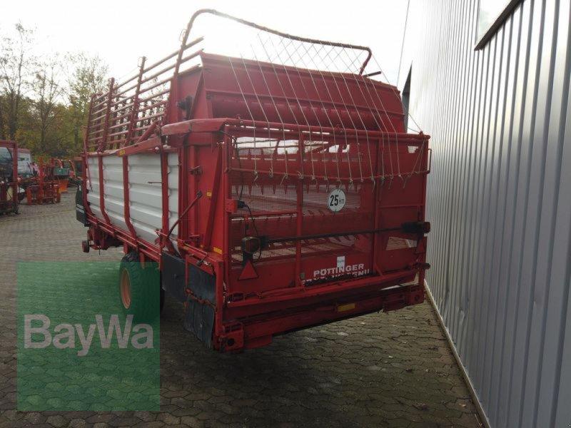 Ladewagen des Typs Pöttinger Erntewagen II, Gebrauchtmaschine in Manching (Bild 5)