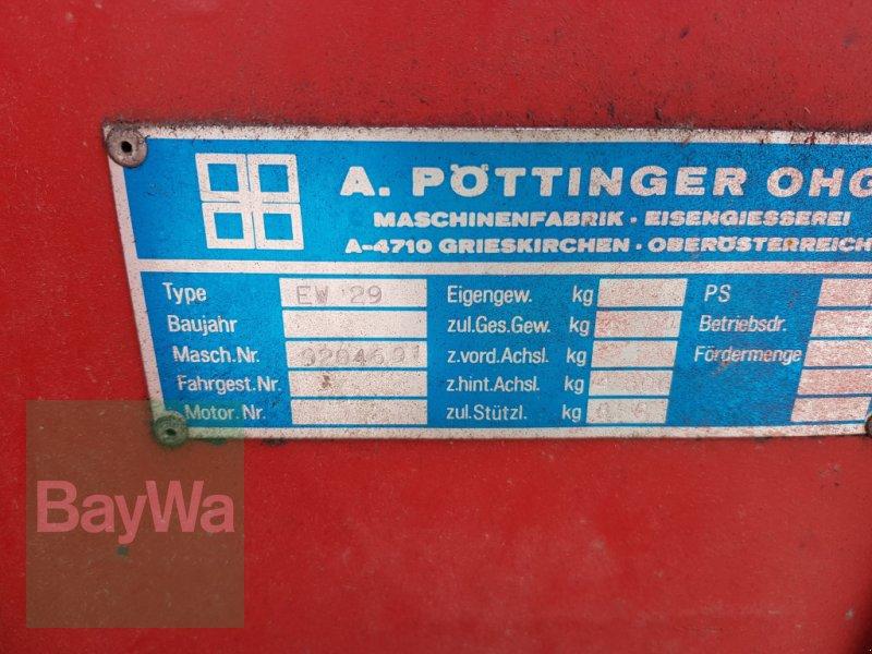 Ladewagen des Typs Pöttinger Erntewagen II, Gebrauchtmaschine in Bamberg (Bild 6)