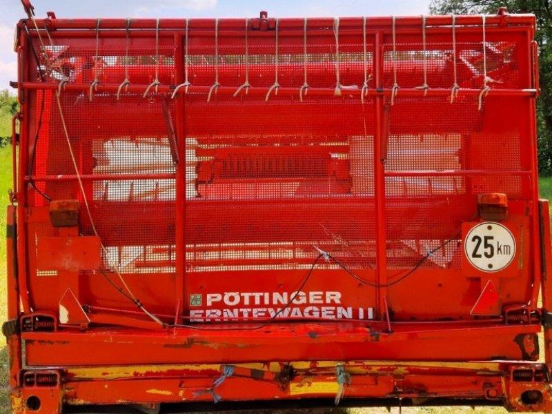 Ladewagen des Typs Pöttinger Erntewagen II, Gebrauchtmaschine in Sulzbach-Rosenberg (Bild 3)