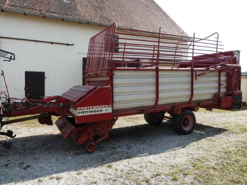 Ladewagen des Typs Pöttinger Erntewagen II, Gebrauchtmaschine in Roth (Bild 1)