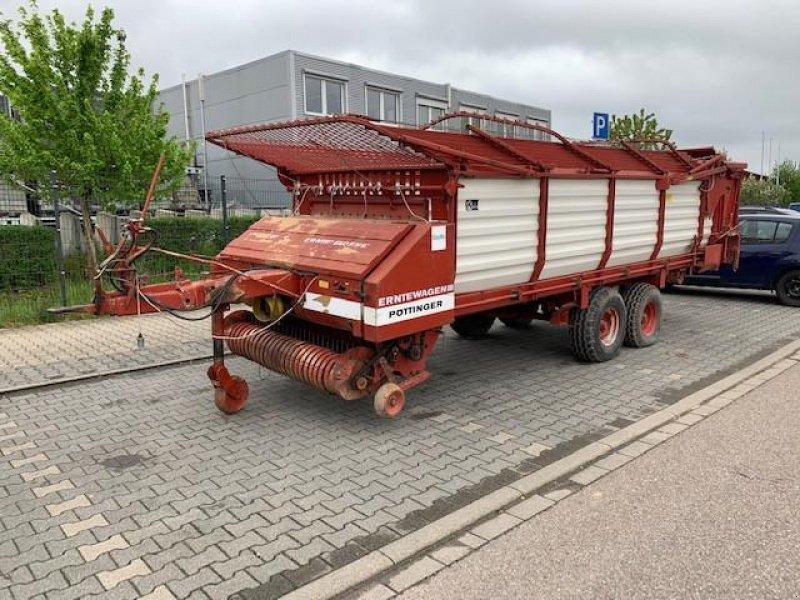 Ladewagen типа Pöttinger Erntewagen, Gebrauchtmaschine в Eppingen (Фотография 1)