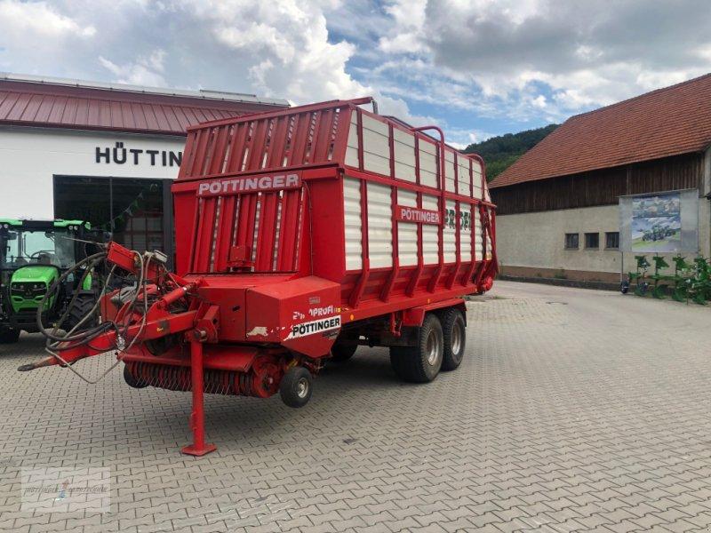 Ladewagen des Typs Pöttinger Europrofi 2, Gebrauchtmaschine in Treuchtlingen (Bild 2)