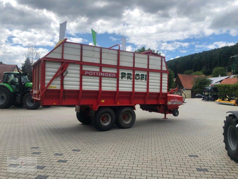 Ladewagen des Typs Pöttinger Europrofi 2, Gebrauchtmaschine in Treuchtlingen (Bild 5)