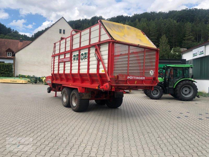 Ladewagen des Typs Pöttinger Europrofi 2, Gebrauchtmaschine in Treuchtlingen (Bild 6)