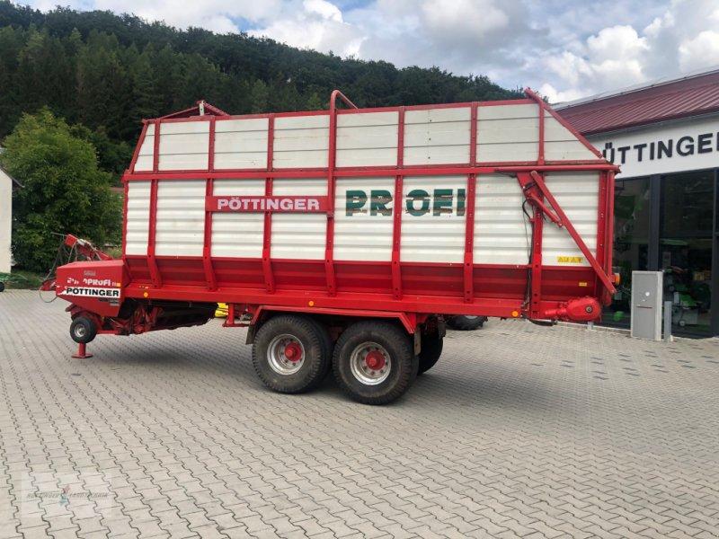 Ladewagen des Typs Pöttinger Europrofi 2, Gebrauchtmaschine in Treuchtlingen (Bild 7)