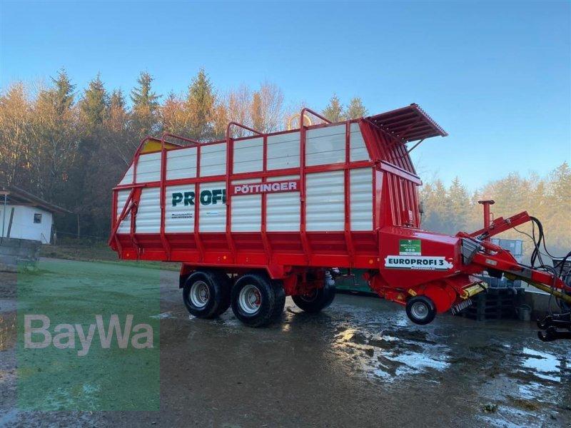 Ladewagen του τύπου Pöttinger Europrofi 3, Gebrauchtmaschine σε Ravensburg (Φωτογραφία 1)