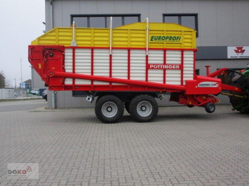 Ladewagen des Typs Pöttinger EUROPROFI 4500, Gebrauchtmaschine in Schoenberg (Bild 1)