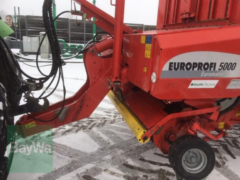Ladewagen des Typs Pöttinger EUROPROFI 5000, Gebrauchtmaschine in Waldkirchen (Bild 6)