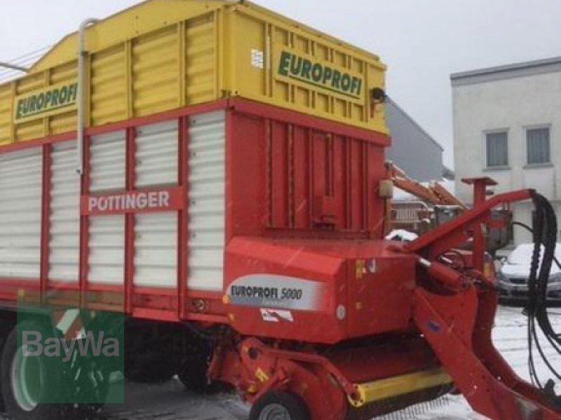 Ladewagen des Typs Pöttinger EUROPROFI 5000, Gebrauchtmaschine in Waldkirchen (Bild 2)