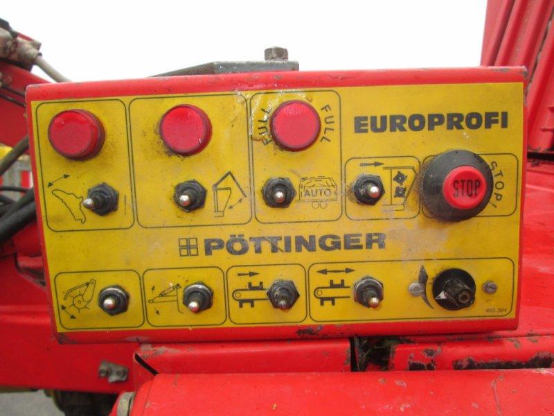 Ladewagen des Typs Pöttinger Europrofi 540, Gebrauchtmaschine in Wülfershausen an der Saale (Bild 6)