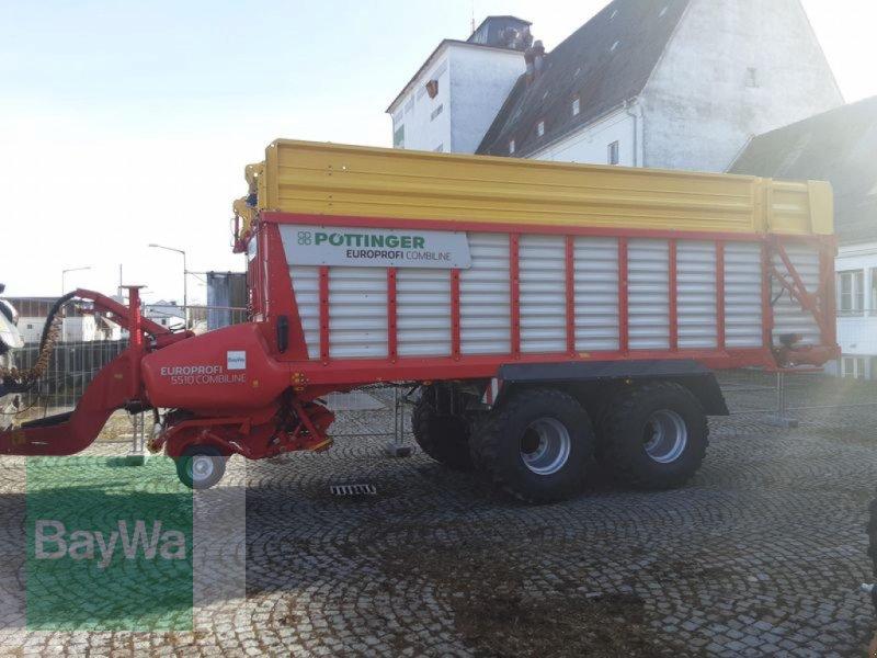 Pöttinger EUROPROFI 5510 L COMBILINE LAD