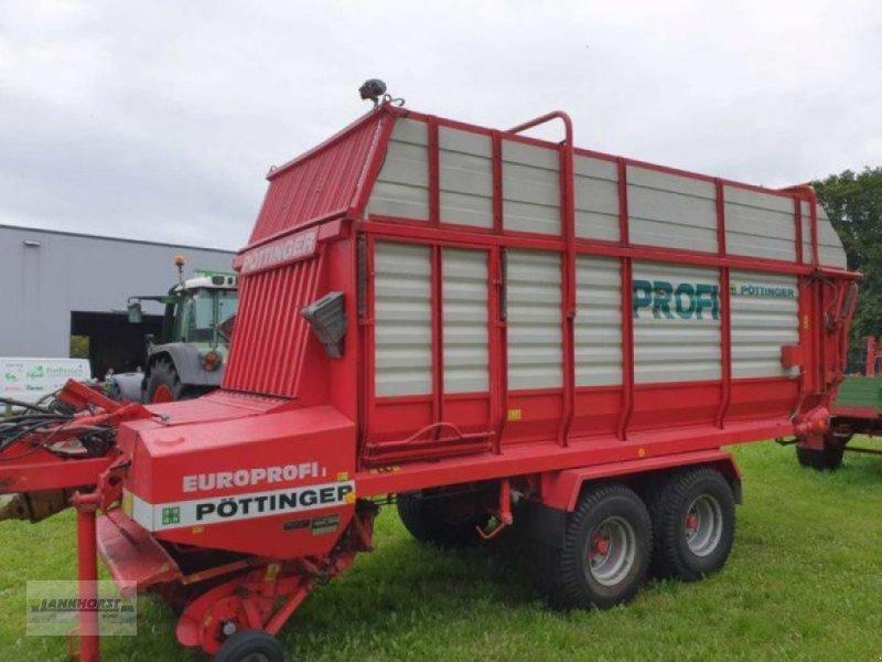 Ladewagen типа Pöttinger EUROPROFI I, Gebrauchtmaschine в Wiefelstede (Фотография 1)