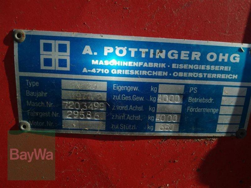 Ladewagen des Typs Pöttinger EW II, Gebrauchtmaschine in Pfarrkirchen (Bild 10)
