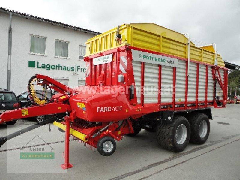 Ladewagen des Typs Pöttinger FARO 4010 L, Neumaschine in Freistadt (Bild 1)