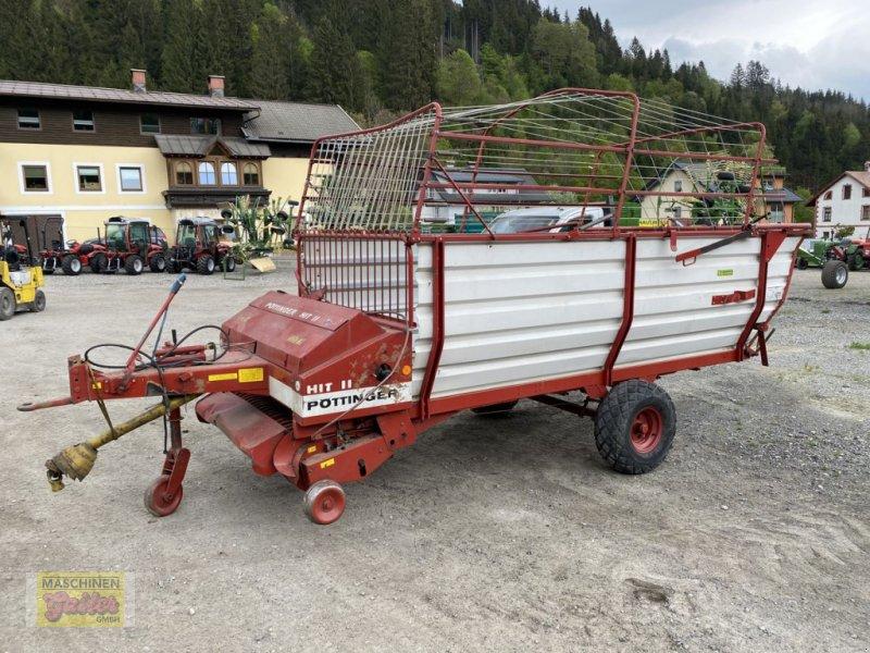 Ladewagen des Typs Pöttinger Hit 2, Gebrauchtmaschine in Kötschach (Bild 1)