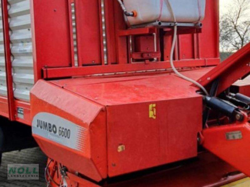 Ladewagen des Typs Pöttinger jumbo 6600 l, Gebrauchtmaschine in Limburg (Bild 5)
