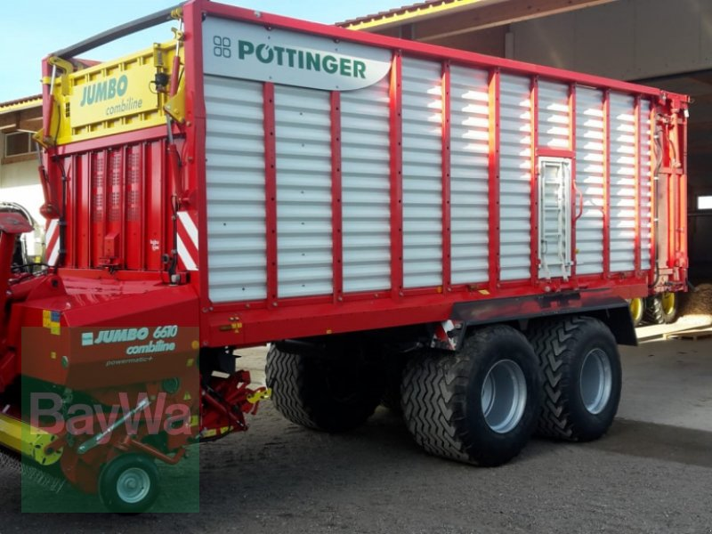 Bild Pöttinger Jumbo 6610 L Combiline