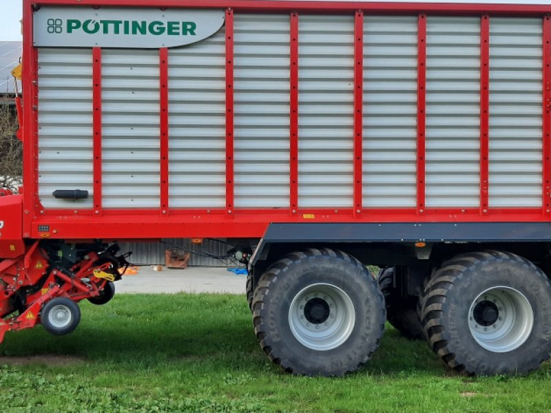 Ladewagen a típus Pöttinger Jumbo 6610 L Combiline, Gebrauchtmaschine ekkor: Altötting (Kép 1)