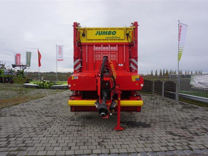 Ladewagen des Typs Pöttinger Jumbo 7210 Combiline, Gebrauchtmaschine in Töging am Inn (Bild 2)