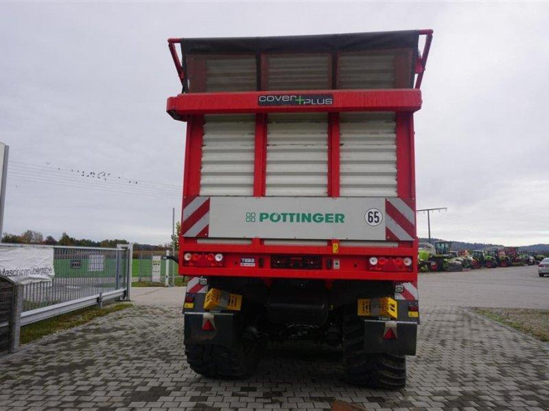 Ladewagen des Typs Pöttinger Jumbo 7210 Combiline, Gebrauchtmaschine in Töging am Inn (Bild 4)
