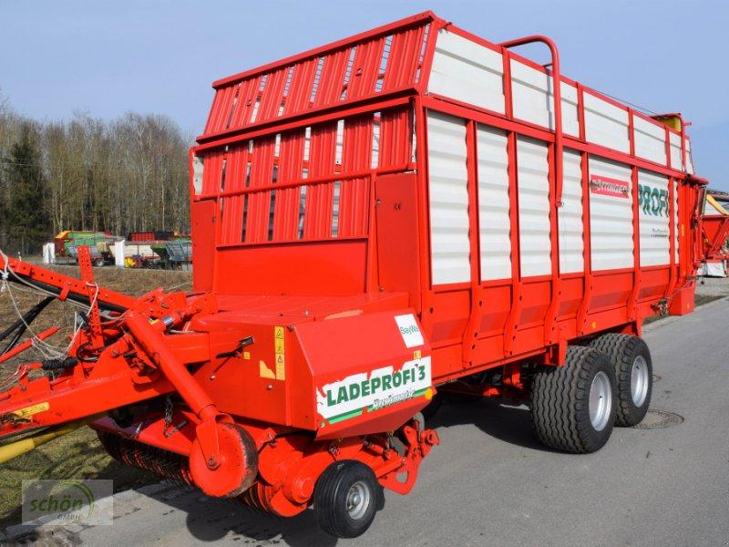 Ladewagen a típus Pöttinger Ladeprofi 3 G mit Profimatic-Aggregat und neuen 19-er Breitreifen, Gebrauchtmaschine ekkor: Burgrieden (Kép 1)
