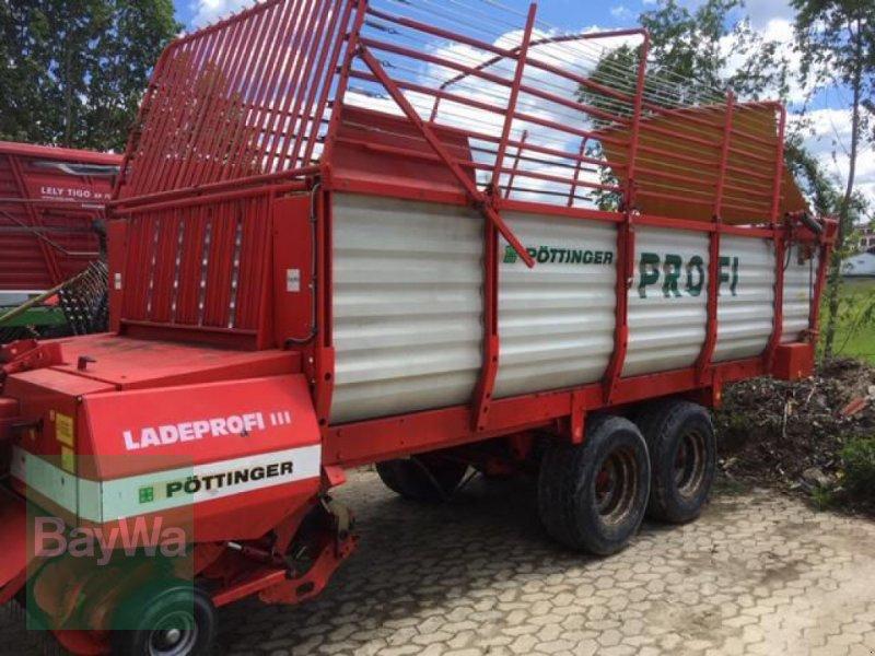 Ladewagen des Typs Pöttinger Ladeprofi 3, Gebrauchtmaschine in Rinchnach (Bild 1)