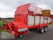 Ladewagen a típus Pöttinger Ladeprofi 4 mit Profimatic-Aggregat und Druckluftbremse, Gebrauchtmaschine ekkor: Burgrieden