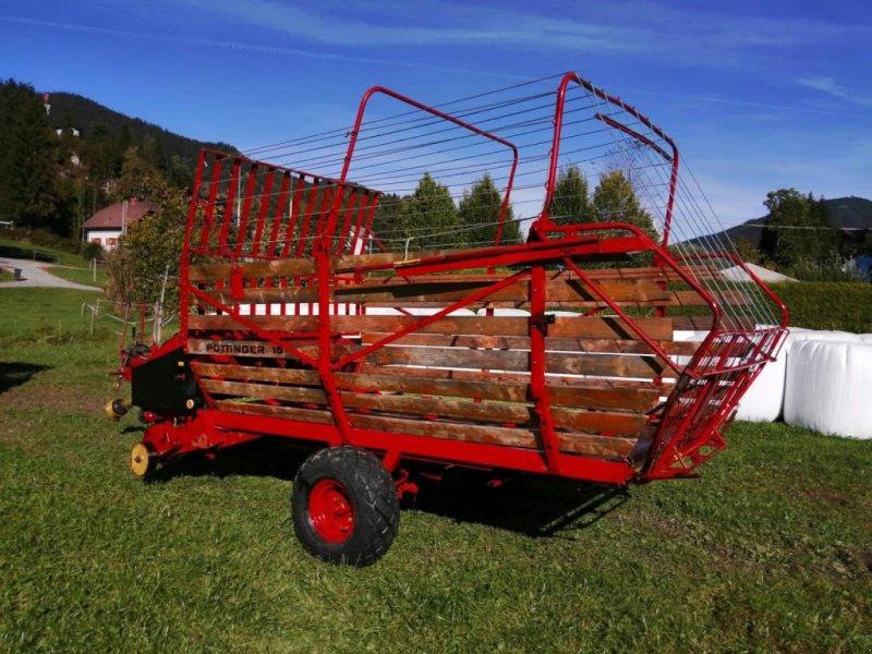 Ladewagen des Typs Pöttinger Pickup, Gebrauchtmaschine in Steinhaus am Semmering (Bild 1)