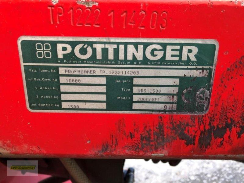 Ladewagen des Typs Pöttinger Siloprofi 3 Profimatic, Gebrauchtmaschine in Barsinghausen OT Gro (Bild 12)