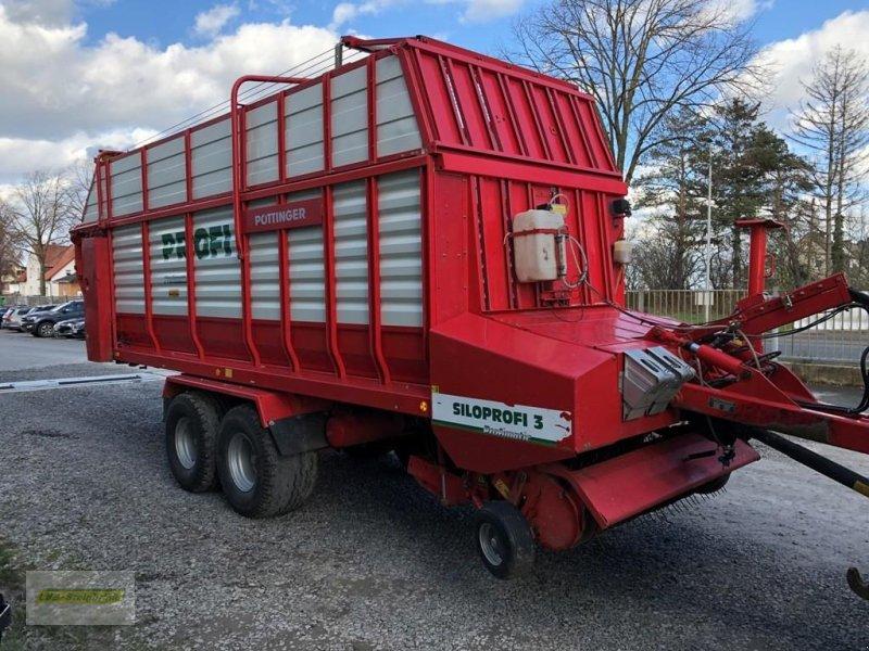 Ladewagen des Typs Pöttinger Siloprofi 3 Profimatic, Gebrauchtmaschine in Barsinghausen OT Gro (Bild 2)