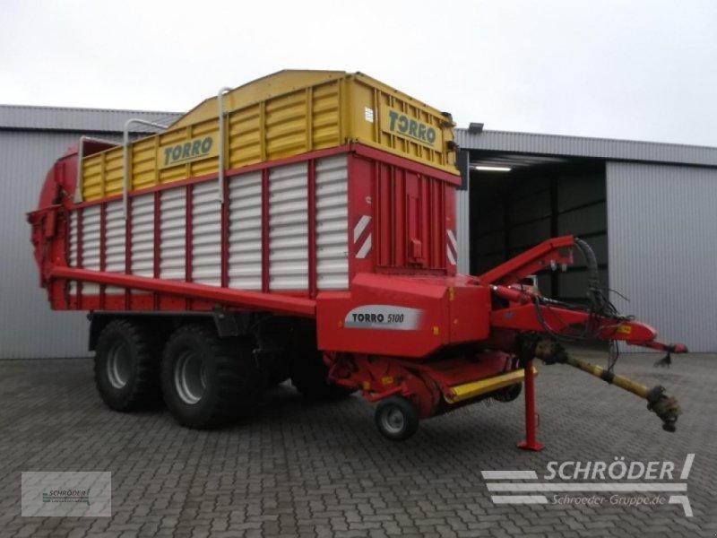 Ladewagen a típus Pöttinger Torro 5100 Powermatic, Gebrauchtmaschine ekkor: Ahlerstedt (Kép 1)