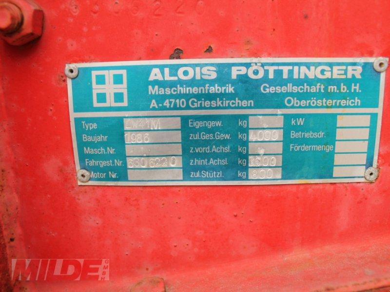 Ladewagen des Typs Pöttinger Trend I, Gebrauchtmaschine in Creußen (Bild 11)