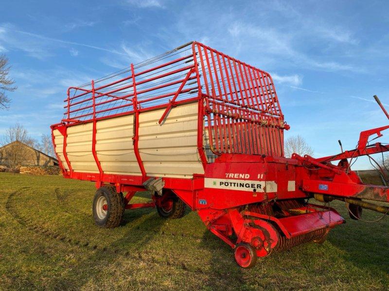 Ladewagen a típus Pöttinger Trend II, Gebrauchtmaschine ekkor: Schwindegg (Kép 1)