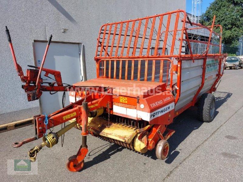 Ladewagen des Typs Pöttinger TREND JUNIOR 1, Gebrauchtmaschine in Klagenfurt (Bild 2)
