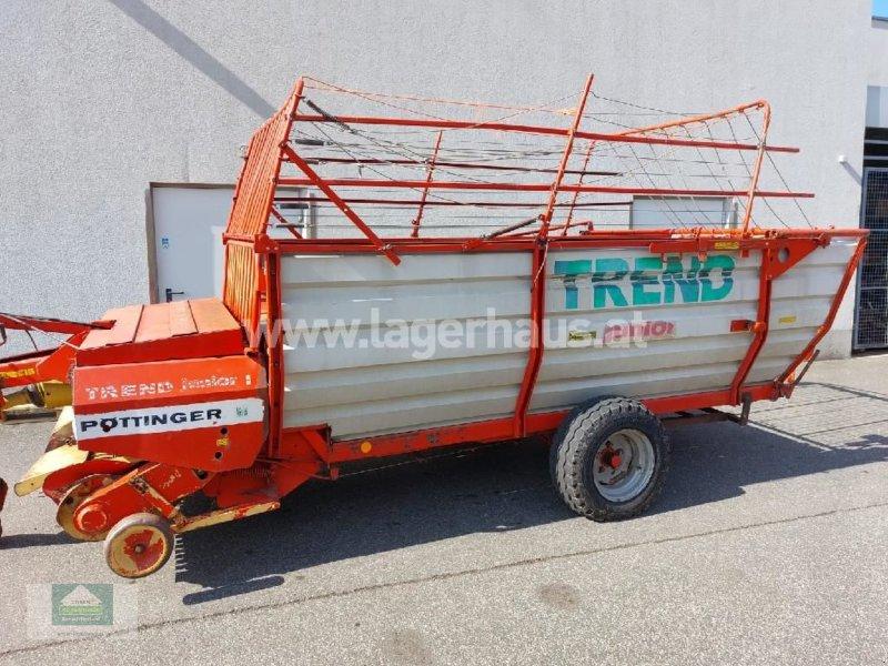 Ladewagen des Typs Pöttinger TREND JUNIOR 1, Gebrauchtmaschine in Klagenfurt (Bild 1)