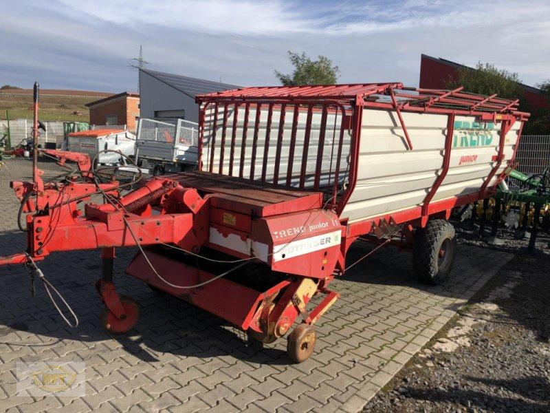 Ladewagen des Typs Pöttinger Trend Junior II, Gebrauchtmaschine in Mühlhausen-Görmar (Bild 1)