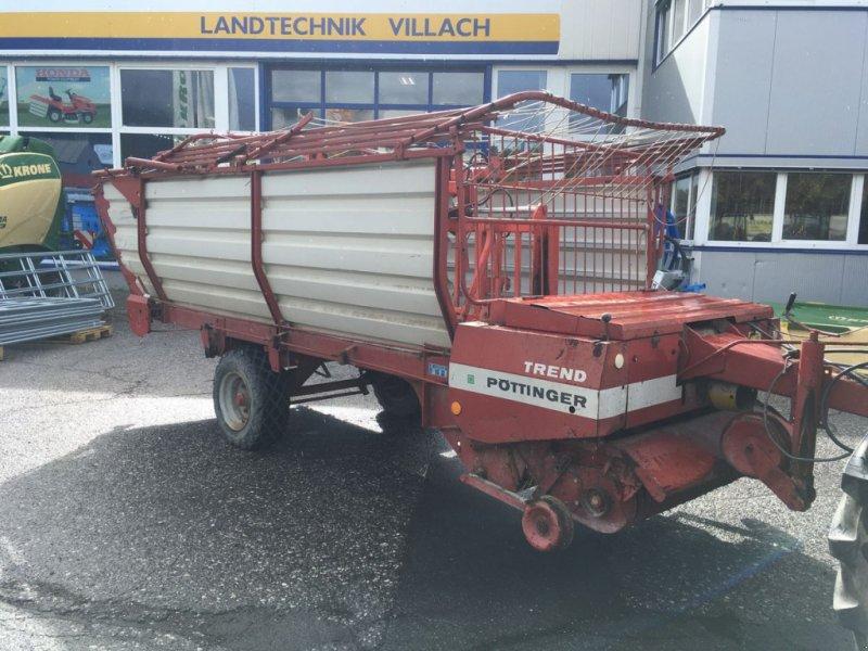 Ladewagen a típus Pöttinger Trend, Gebrauchtmaschine ekkor: Villach (Kép 1)