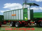 Ladewagen des Typs PRONAR T 400 in Ostheim/Rhön