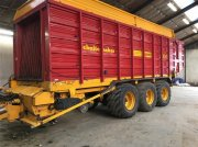 Schuitemaker Rapide 3000S Stor solid vogn på 62m3 szállító pótkocsi
