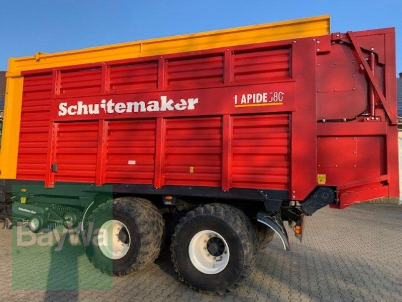 Ladewagen typu Schuitemaker Rapide 580 S, Gebrauchtmaschine v Neumarkt-St.Veit (Obrázok 3)