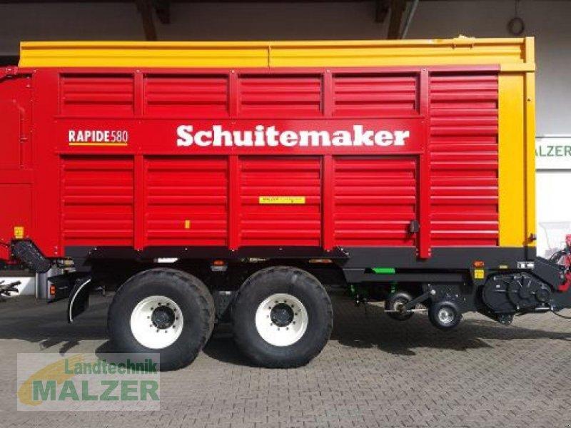 Ladewagen a típus Schuitemaker Rapide 580 W, Neumaschine ekkor: Mitterteich (Kép 1)
