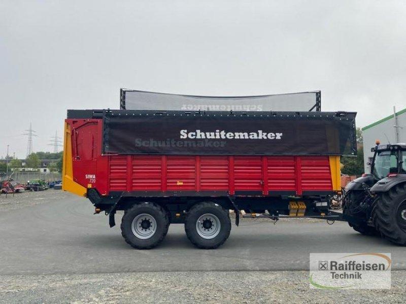 Ladewagen des Typs Schuitemaker Siwa 720 W, Gebrauchtmaschine in Korbach (Bild 1)
