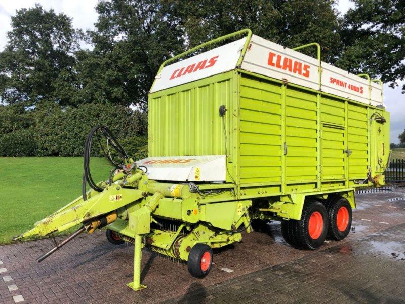 Ladewagen типа Sonstige Claas Sprint 4000S, Gebrauchtmaschine в Vriezenveen (Фотография 1)