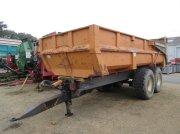Ladewagen типа Sonstige REMORQUE BROCHARD 16+ TP, Gebrauchtmaschine в PLOUIGNEAU