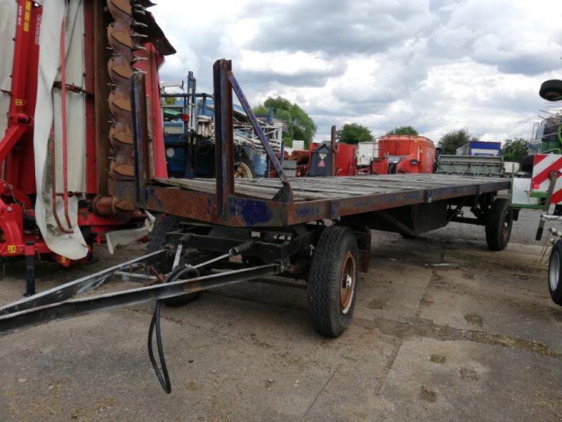Ladewagen des Typs Sonstige Sonstige FORTSCHRITT, Gebrauchtmaschine in Vehlow (Bild 1)