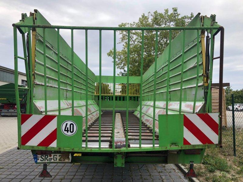 Ladewagen des Typs Sonstige Sonstige, Gebrauchtmaschine in Straubing (Bild 3)