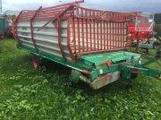 Steyr 8025 Прицепы-подборщики