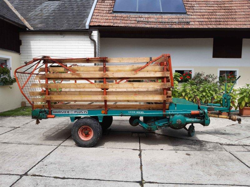 Ladewagen типа Steyr Hamster 15 Plus, Gebrauchtmaschine в Böheimkirchen (Фотография 1)